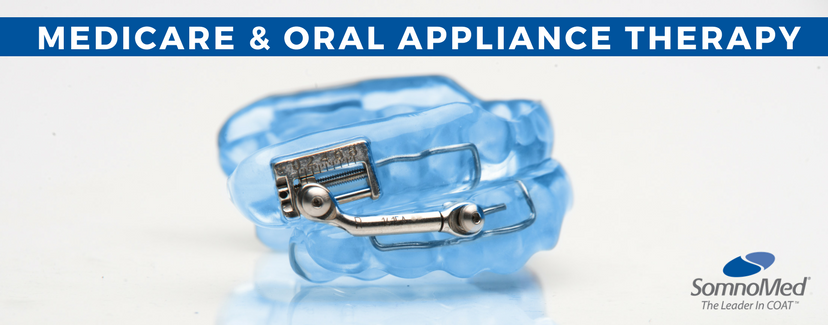 Billing Medicare for Oral Appliance Therapy | SomnoMed com