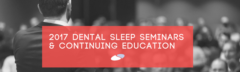 dental sleep seminar education